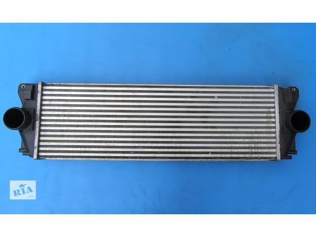 продам Б/у радиатор интеркуллера, радіатор Mercedes Sprinter 906, 903 (215, 313, 315, 415, 218, 318, 418, 518) 1996-2012 бу в Ровно