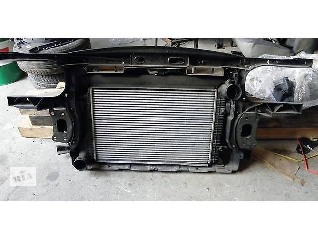 продам Б/у радиатор интеркуллера Volkswagen Caddy бу в Ровно