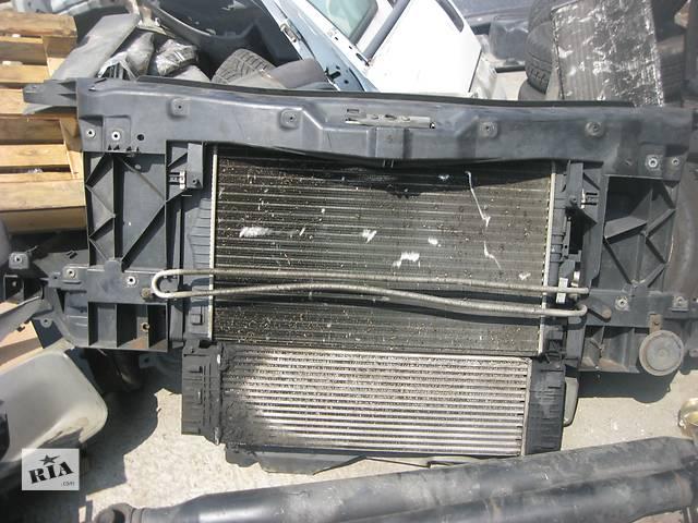 Б/у радиатор интеркуллера Volkswagen Crafter 2.5 tdi- объявление о продаже  в Ровно