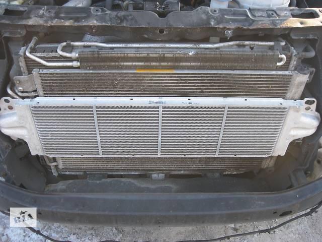 купить бу Б/у радиатор интеркуллера Volkswagen T5 2.5 tdi в Ровно