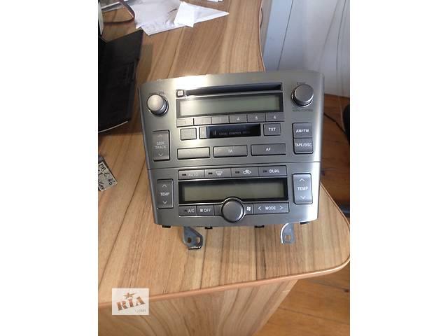купить бу Б/у радио и аудиооборудование/динамики для хэтчбека Toyota Avensis в Новоселице