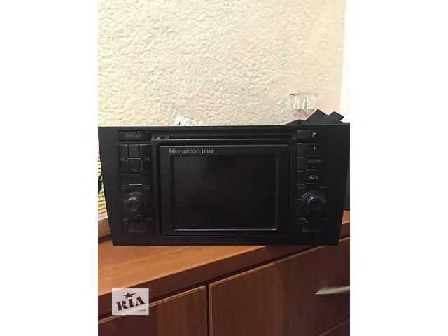 продам Б/у радио и аудиооборудование/динамики для легкового авто Audi A6 бу в Киеве