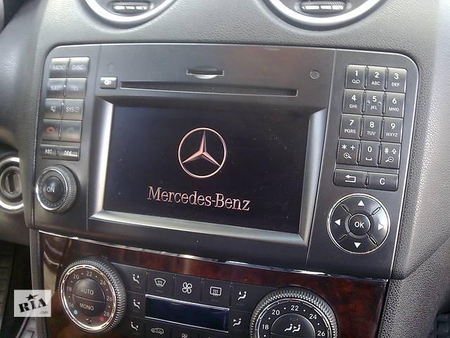 бу Б/у радио и аудиооборудование/динамики для легкового авто Mercedes ML-Class в Харькове