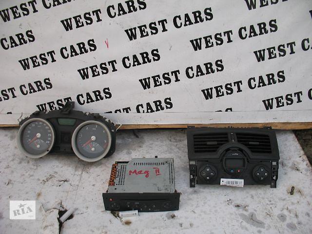 бу Б/у радіо-та аудіообладнання/динаміки для легкового авто Renault Megane II в Луцке