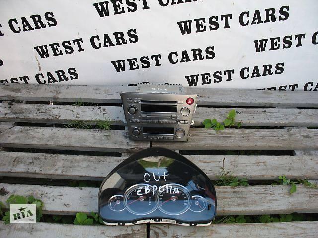 купить бу Б/у радио и аудиооборудование/динамики для легкового авто Subaru Outback в Луцке