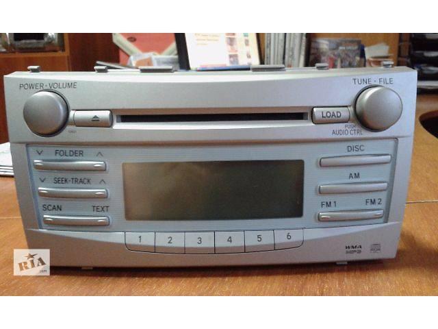 купить бу Б/у радио и аудиооборудование/динамики для легкового авто Toyota Camry в Луцке