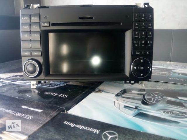 бу Б/у радио и аудиооборудование/динамики для микроавтобуса Mercedes Vito 2010 в Черновцах
