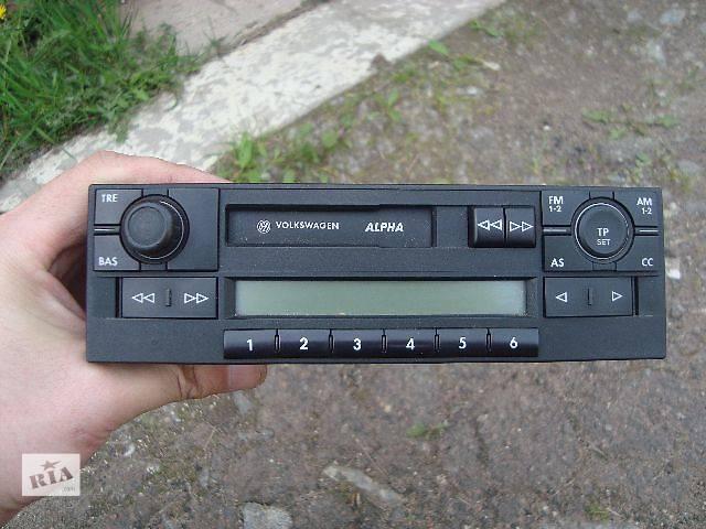 продам Б/у радио и аудиооборудование/динамики для микроавтобуса Volkswagen T5 (Transporter) бу в Житомире