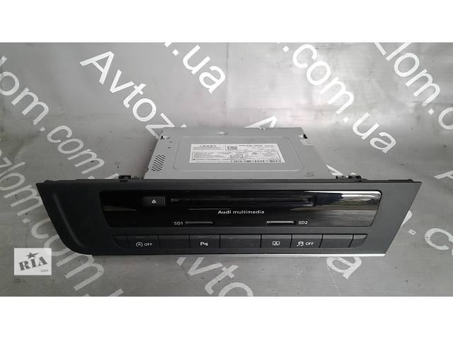 продам Б/у радио и аудиооборудование/динамики для седана Audi A6 бу в Львове