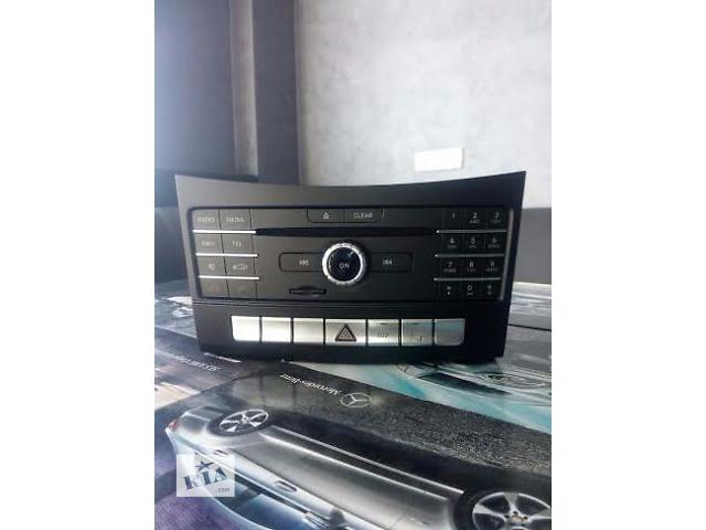 Б/у радио и аудиооборудование/динамики для седана Mercedes E-Class 2013- объявление о продаже  в Черновцах