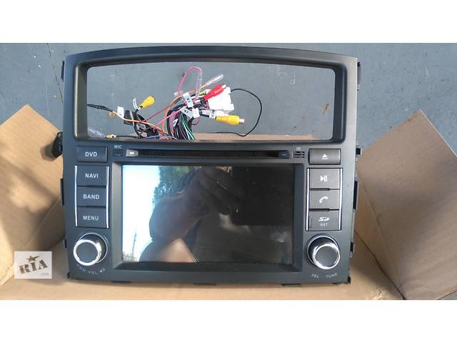 продам Б/у радио и аудиооборудование/динамики для универсала Mitsubishi Pajero Wagon бу в Киеве