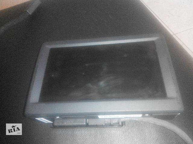 продам Б/у радио и аудиооборудование/динамики Дисплей 4E0919603F для легкового авто Audi A8 2006 бу в Львове