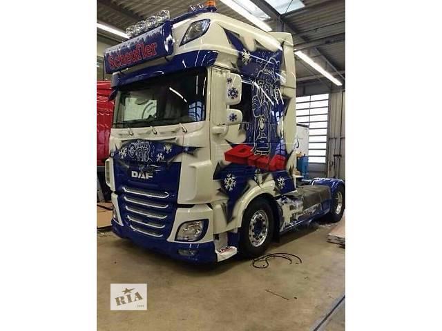 продам Б/у рама для грузовика Daf XF 2000 бу в Ровно
