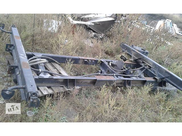 продам Б/у рама для грузовика КамАЗ 53215 бу в Днепре (Днепропетровске)