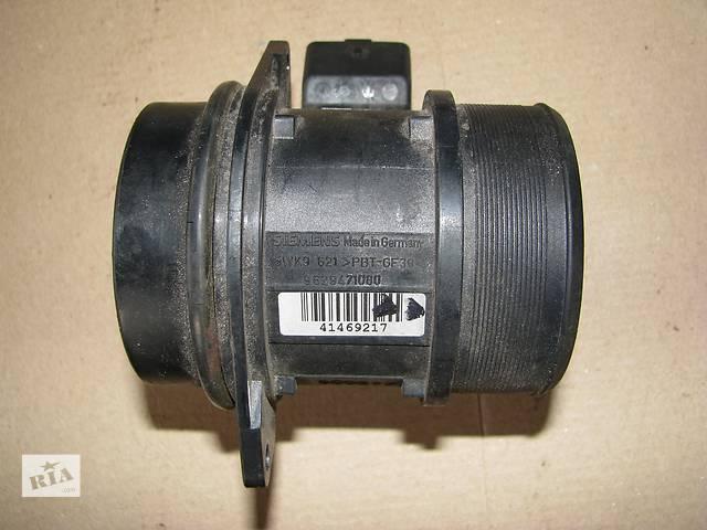 Б/у расходомер воздуха Citroen Berlingo/Xantia/Peugeot Expert 2.0HDi 1999-2003- объявление о продаже  в Броварах