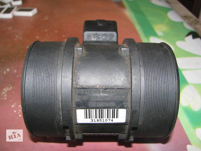 продам Б/у расходомер воздуха Citroen/Fiat/Peugeot 2.0HDi/JTD 1995-2006 бу в Броварах