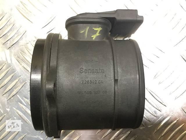 купить бу Б/у расходомер воздуха для легкового авто Citroen Berlingo Citroen C2 C3 C4 C5 1.6HDi   в Луцке
