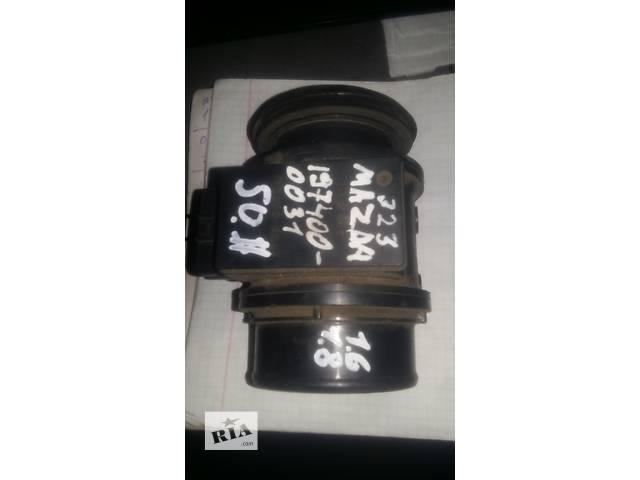 Б/у расходомер воздуха для легкового авто Mazda 1,6/1,8i- объявление о продаже  в Ковеле