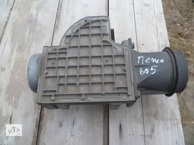продам Б/у расходомер воздуха для седана Peugeot 605 бу в Знаменке (Кировоградской обл.)