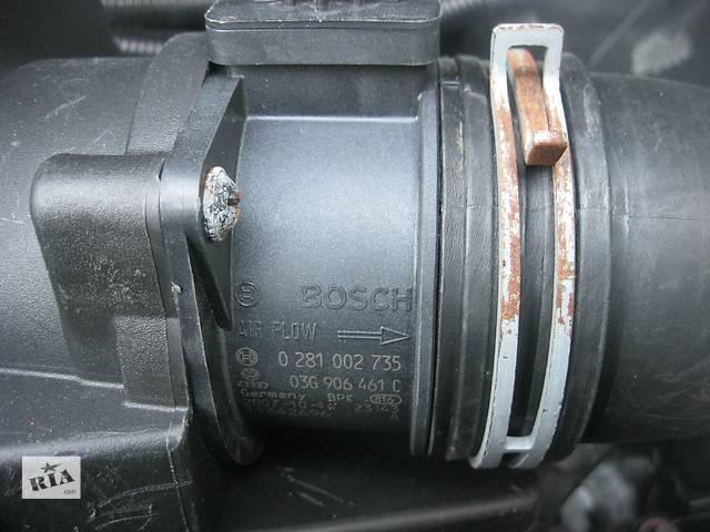 купить бу Б/у расходомер воздуха Volkswagen T5 2.5 tdi   0281002735 в Ровно