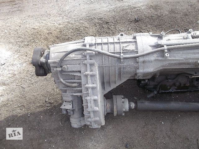 купить бу Б/у раздатка для легкового авто Porsche Cayenne Turbo 2005 в Днепре (Днепропетровск)