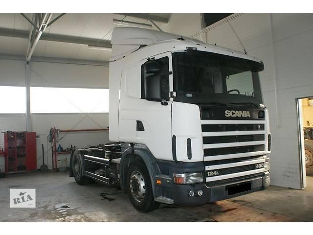 купить бу Б/у редуктор задней/передней балки/моста для грузовика Scania 114 в Вознесенске