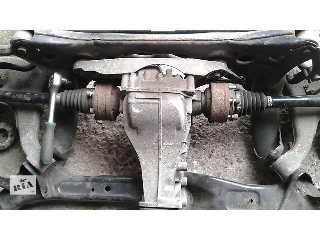 купить бу Б/у редуктор задней/передней балки/моста для легкового авто Audi A5 в Львове