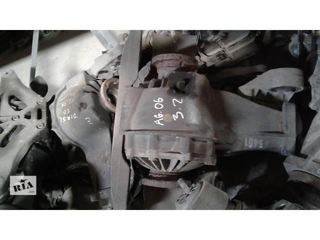бу Б/у редуктор задней/передней балки/моста для легкового авто Audi A6 в Львове