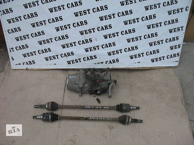 купить бу Б/у редуктор задней/передней балки/моста для легкового авто Toyota Rav 4 2012 в Луцке