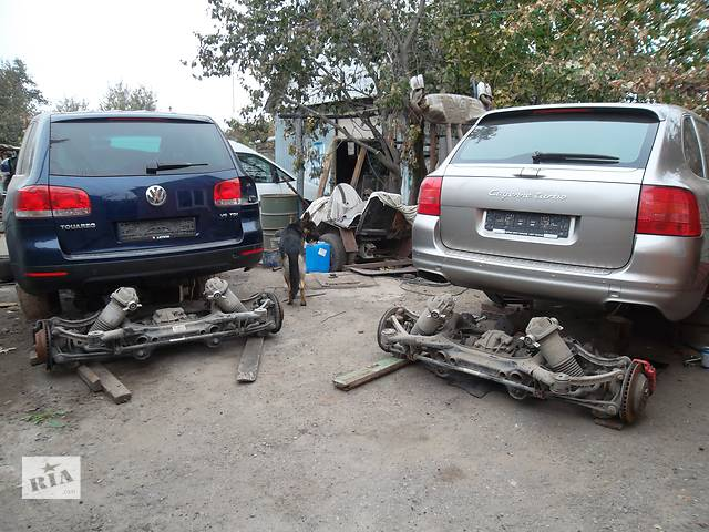 купить бу Б/у редуктор задней/передней балки/моста для легкового авто Volkswagen Touareg в Сумах