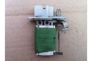 б/у Регуляторы оборотов вентилятора печки Opel Combo груз.