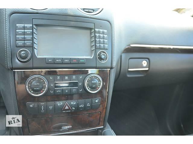купить бу Б/у регулятор оборотов вентилятора печки Mercedes GL-Class 164 2006 - 2012 3.0 4.0 4.7 5.5 Идеал !!! Гарантия !!! в Львове
