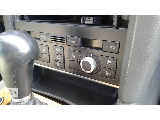 купить бу Б/у регулятор оборотов вентилятора печки для легкового авто Audi Q7 в Львове