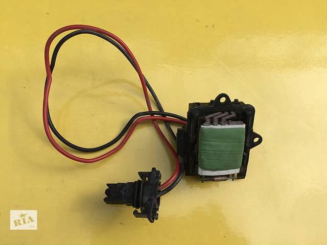 купить бу Б/у регулятор оборотов вентилятора печки для легкового авто Opel Vivaro в Ковеле