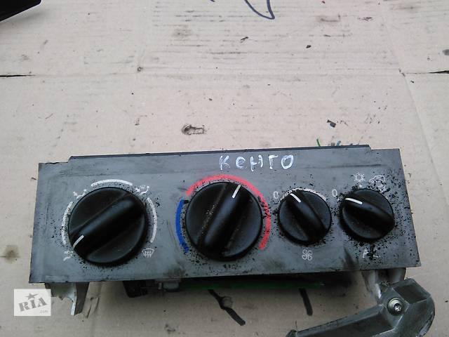 Б/у регулятор оборотов вентилятора печки для легкового авто Renault Kangoo- объявление о продаже  в Ровно