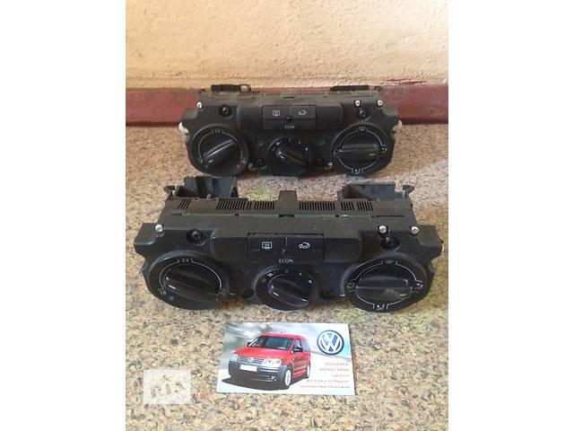 Б/у регулятор оборотів вентилятора пічки для легкового авто Volkswagen Caddy- объявление о продаже  в Луцке