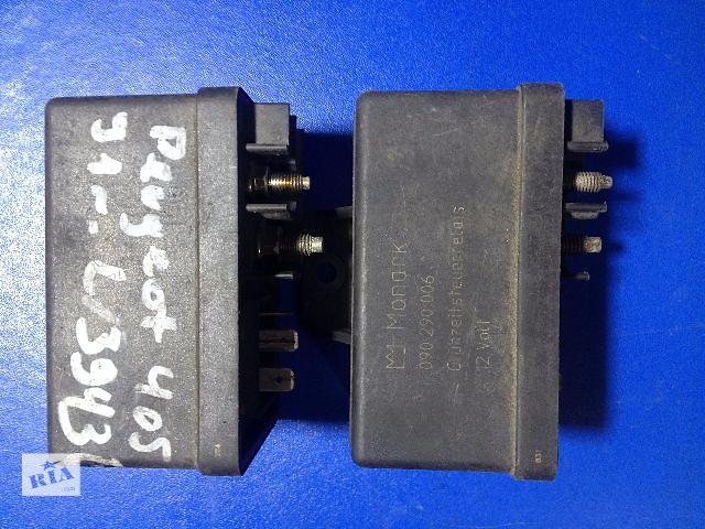 продам Б/у реле свечей накала для легкового авто Citroen C25 (090290006) бу в Луцке