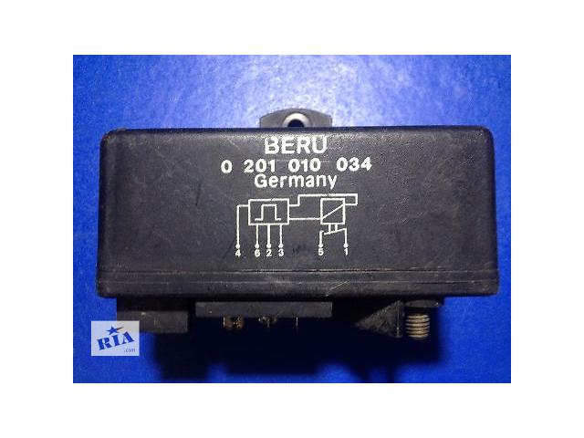 продам Б/у реле свечей накала для легкового авто Citroen ZX (0201010034) бу в Луцке