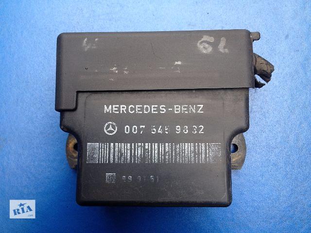 бу Б/у реле свечей накала для легкового авто Mercedes 124 (0075459832) в Луцке