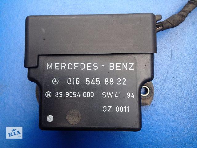 купить бу Б/у реле свечей накала для легкового авто Mercedes 220 (0165458832) в Луцке