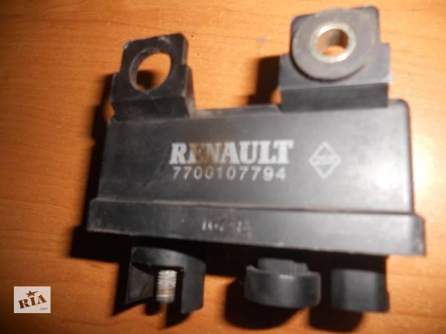 бу Б/у реле свечей накала для легкового авто Renault в Березному (Ровенской обл.)