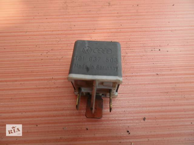 продам Б/у реле вентилятора  для легкового авто Audi бу в Дубно (Ровенской обл.)