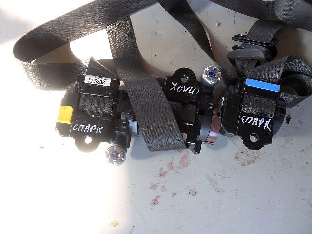 купить бу Б/у Ремені безопасности для легкового авто Chevrolet Spark 2011 в Ровно