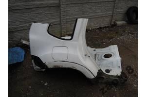 б/у Четверть автомобиля Renault Duster