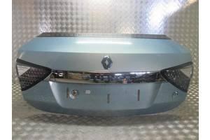б/у Крышка багажника Renault Fluence