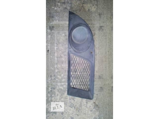 продам Б/у решётка бампера 735417168 Fiat Doblo бу в Львове