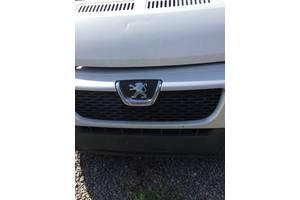 б/у Решётки бампера Peugeot Boxer груз.