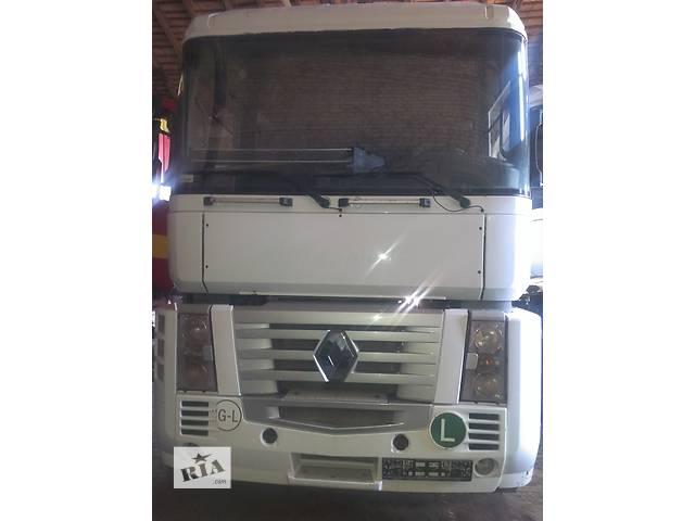 Б/у решётка бампера для грузовика Renault Magnum Рено Магнум 440 Evro3 2005- объявление о продаже  в Рожище