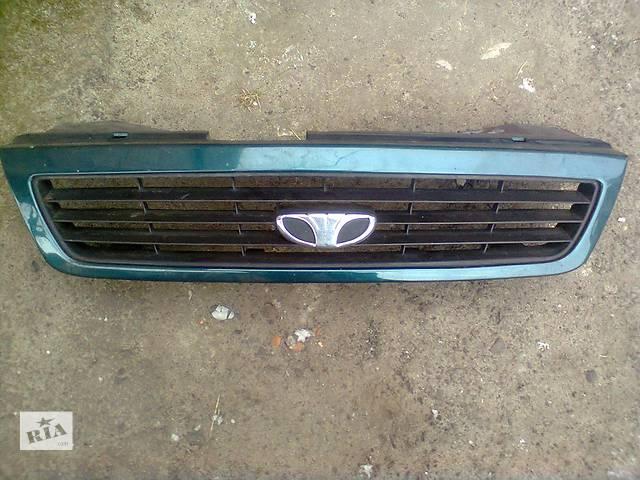 бу Б/у решётка бампера для легкового авто Daewoo Nexia в Ковеле