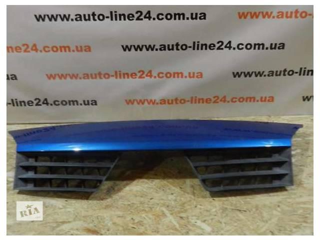 бу Б/у решётка бампера для легкового авто Renault Scenic 2 в Ковеле